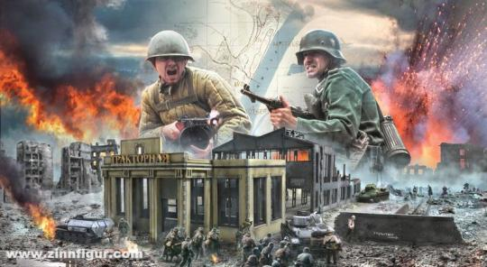 Battle of Stalingrad Set - Operation Uranus