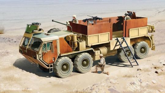 M985 HEMTT Gun Truck