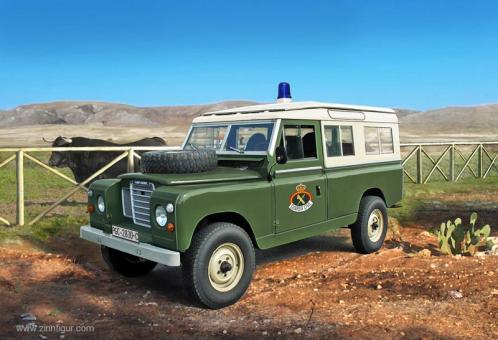 "Land Rover 109 ""Guardia Civil"""