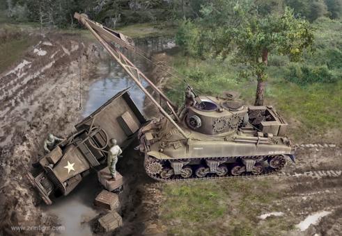 M32 Bergungsfahrzeug