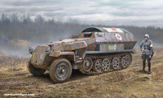 Sd.Kfz.251/8 Ambulanz