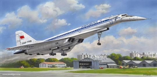 Tupolev 144D
