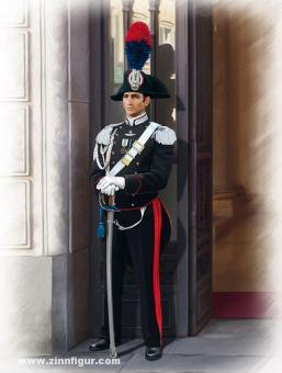 Italienischer Carabinier