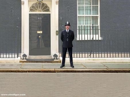 Britischer Polizist