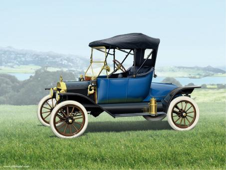 Ford T 1912 Roadster