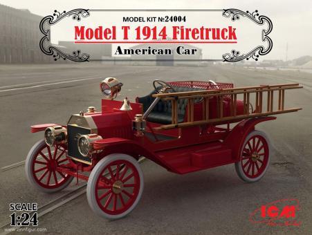 Model T 1914 Feuerwehrwagen