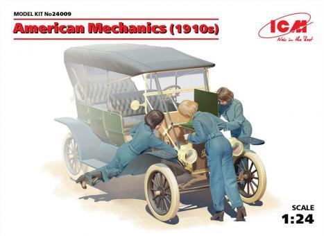 Amerikanische Mechanikerinnen - 1910er Jahre
