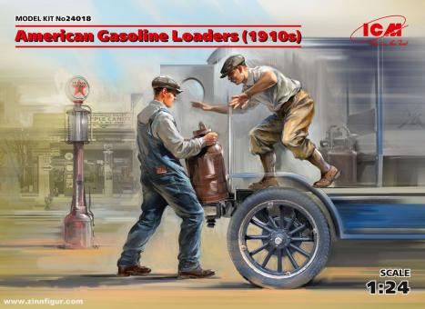 Amerikanische Treibstoff-Transporteure