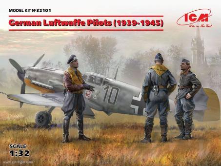 Luftwaffe Pilots 1939-45