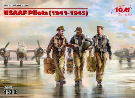 USAAF Pilots - 1941-45