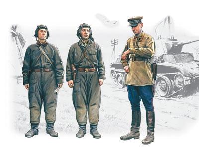 Panzer Besatzung
