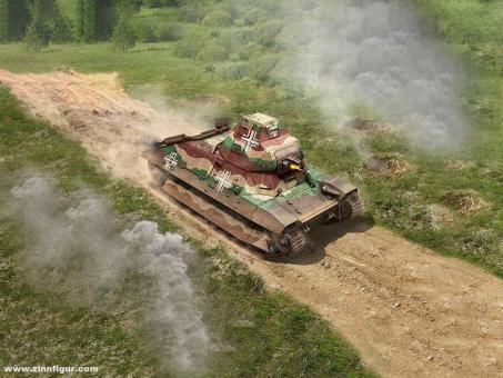 FCM 36 Beutepanzer