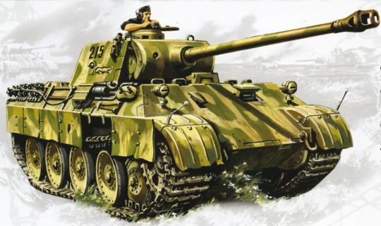 Pz.Kpfw. V Panther Ausf. D