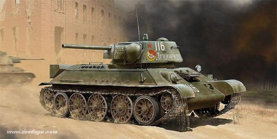 T-34/76 (frühe Produktion 1943)
