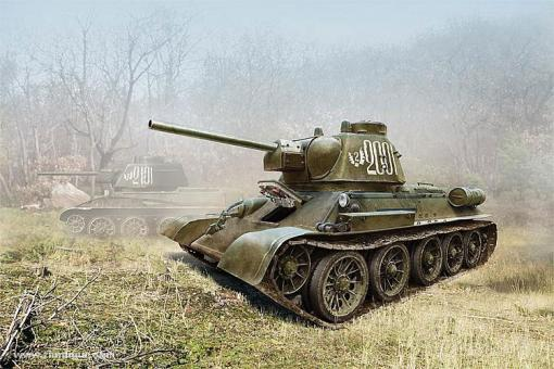 T-34/76 (late 1943 Production)
