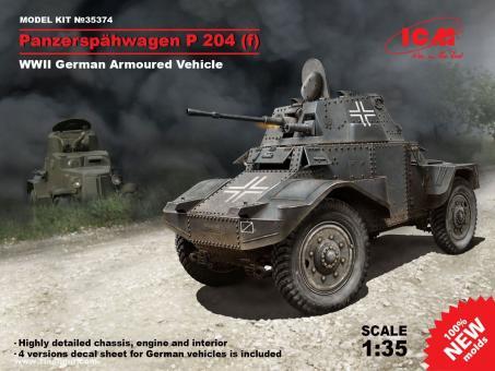 Panzerspähwagen P 204 (f)