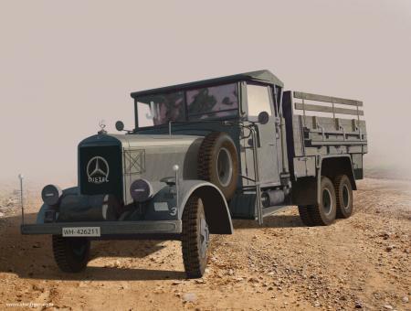 LG3000 Truck