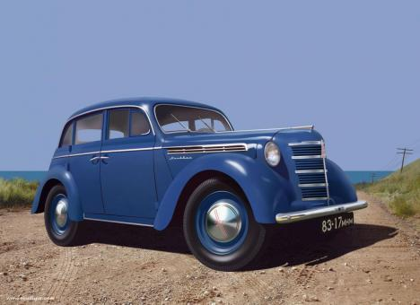 Moskvitch-401-420 Saloon