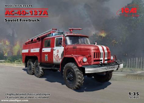 AC-40-137A Sowjetische Feuerwehr
