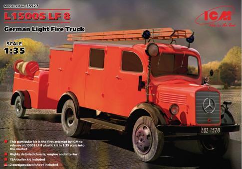 L1500S LF 8 Feuerwehr Lkw
