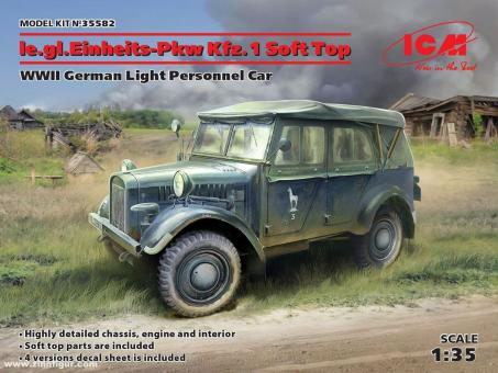 le.gl. Einheits-Pkw Kfz.1 Soft Top