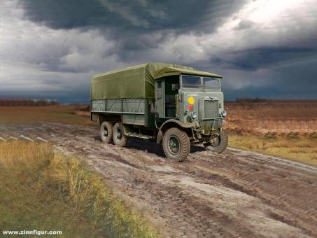 Leyland Retriever General Service Truck