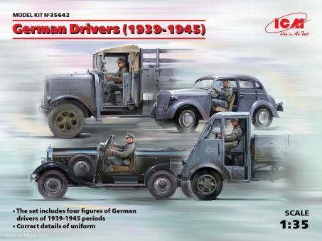Deutsche Fahrer 1939-1945