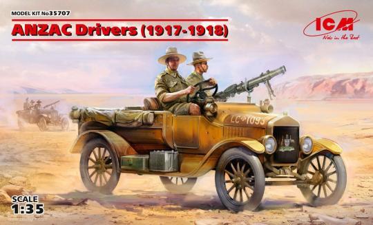 ANZAC Drivers - 1917-18