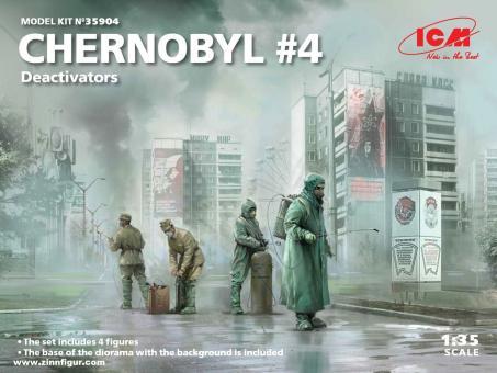 Chernobyl #4 - Strahlungs-Reiniger