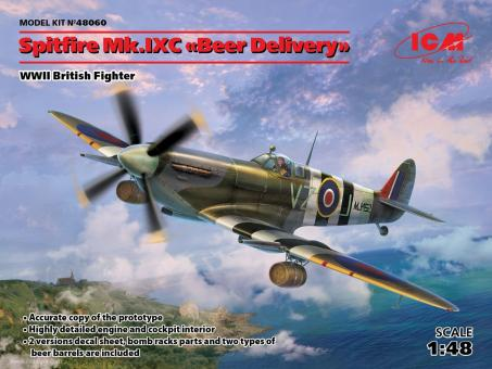 "Spitfire Mk.IXc ""Beer Delivery"""