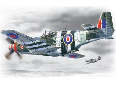Mustang Mk.III RAF