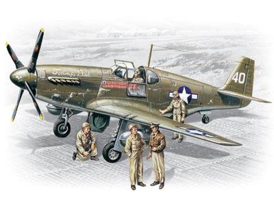 P-51B USAAF
