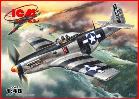 Mustang P-51 K