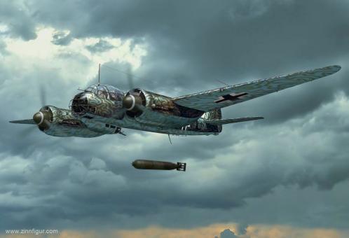 Ju 88A-4 Torp/A-17 Torpedobomber