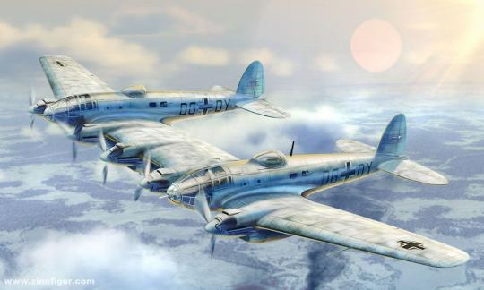 He 111Z-1 Zwilling