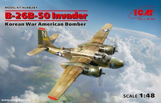 "B-26B-50 Invader ""Korean War"""
