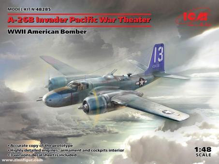 """A-26B Invader """"Pazifik"""""""