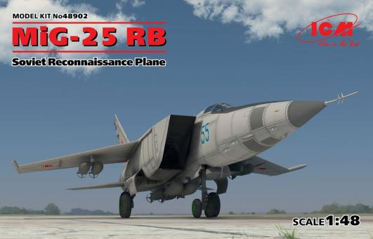 MiG-25RB Aufklärer