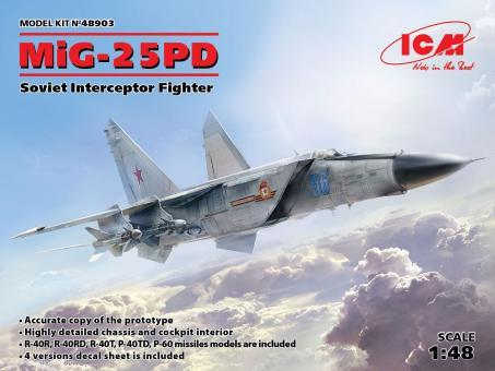 MiG-25PD Foxbat-E