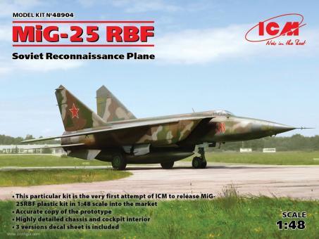 MiG-25RBF Foxbat-D