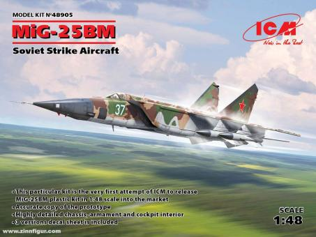 MiG-25BM Foxbat