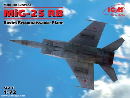 MiG-25RB Foxbat-B
