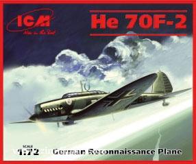 He 70F-2 Reconnaissance