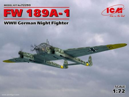 Fw 189A-1 Night Fighter