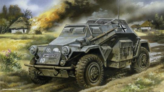 Sd.Kfz. 260 Funkwagen