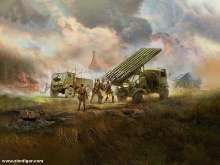 Rote Armee Raketenartillerie
