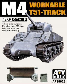 T51 Panzerketten für M4/M3