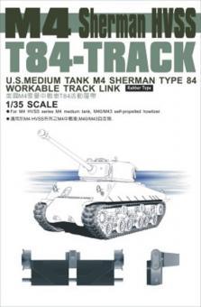 M4 HVSS T84 Panzerketten