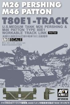 T80E1  Panzerketten