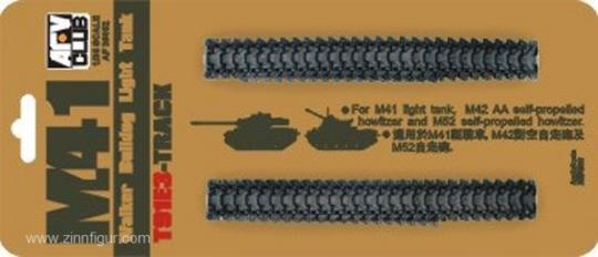 T91 E3 Panzerketten für M41 Walker Bulldog Panzer